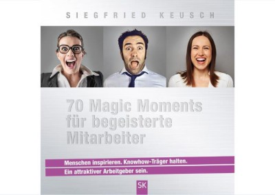 Buch: Keusch, 70 Magic Moments