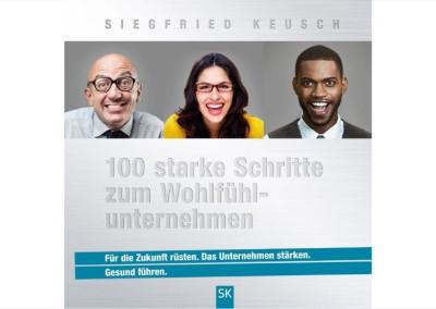 Buch: Keusch, 100 starke Schritte