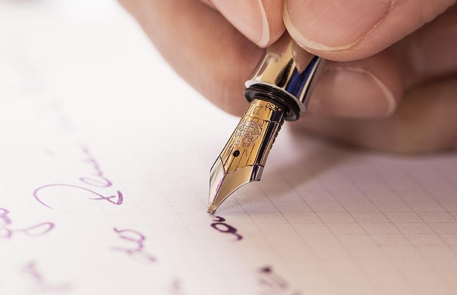 In Denkgeschwindigkeit schreiben